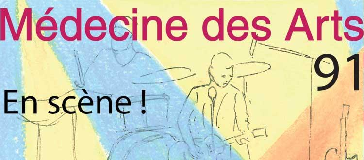 Revue Médecine des Arts N°91 En scène