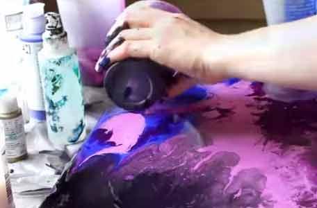 Peinture, modes de pénétration