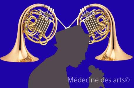 Performance des fonctions respiratoires des chanteurs et des instrumentistes à vent
